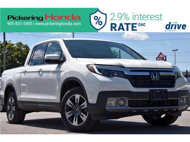 2017 Honda Ridgeline Touring (Stk: P4963) in Pickering - Image 1 of 37