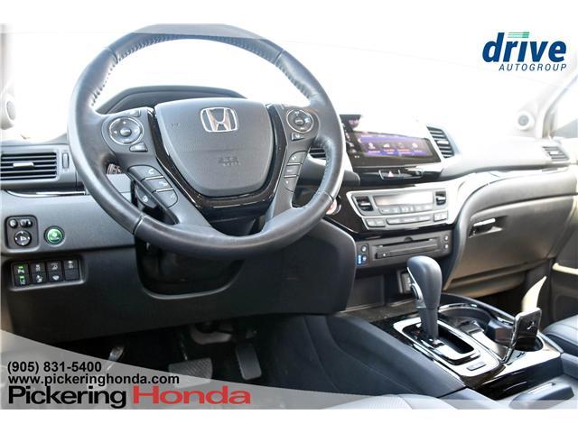 2017 Honda Ridgeline Touring (Stk: P4963) in Pickering - Image 2 of 37