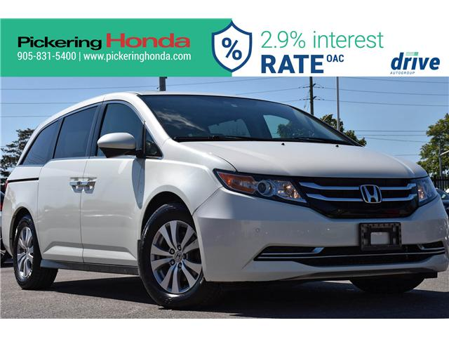 2015 Honda Odyssey EX-L (Stk: P4921) in Pickering - Image 1 of 36