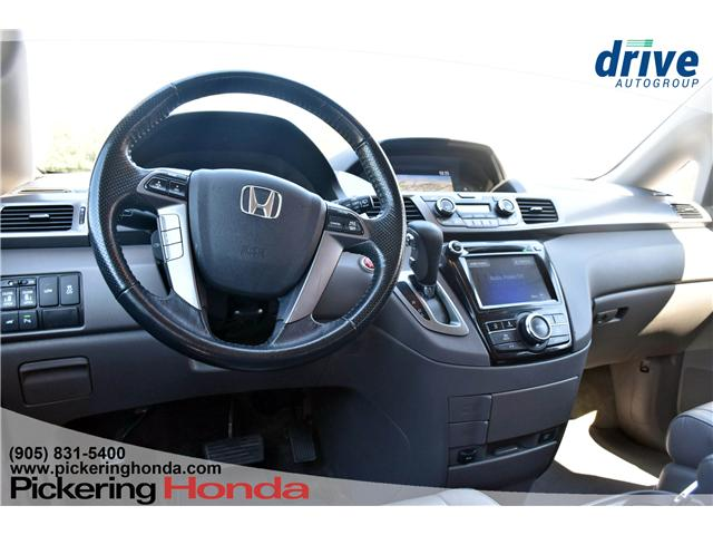 2015 Honda Odyssey EX-L (Stk: P4921) in Pickering - Image 2 of 36