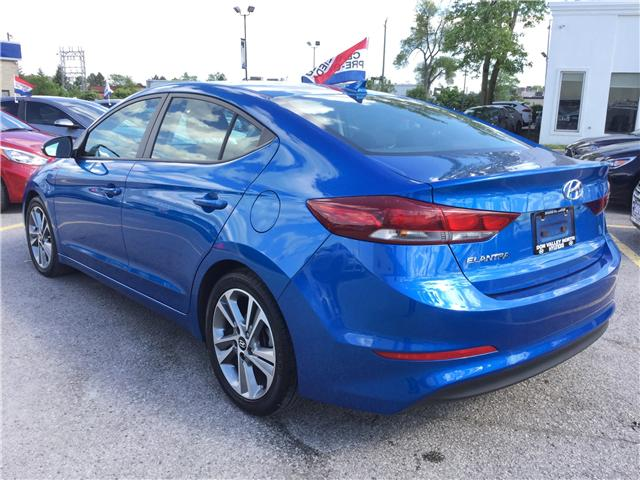 2017 Hyundai Elantra GLS (Stk: 7769H) in Markham - Image 4 of 23