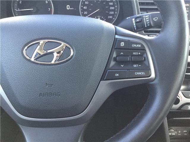 2017 Hyundai Elantra GLS (Stk: 7769H) in Markham - Image 15 of 23