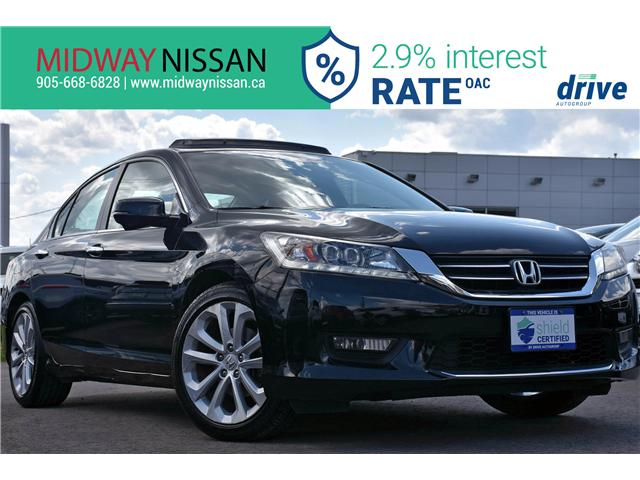 2015 Honda Accord Touring (Stk: U1727) in Whitby - Image 1 of 37
