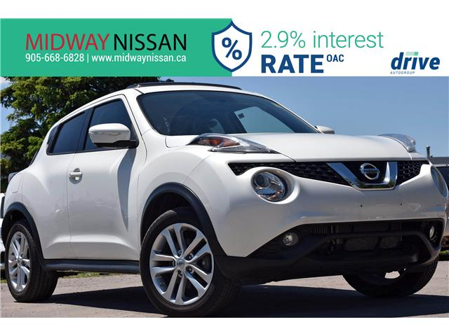 2016 Nissan Juke SL (Stk: U1724) in Whitby - Image 1 of 30