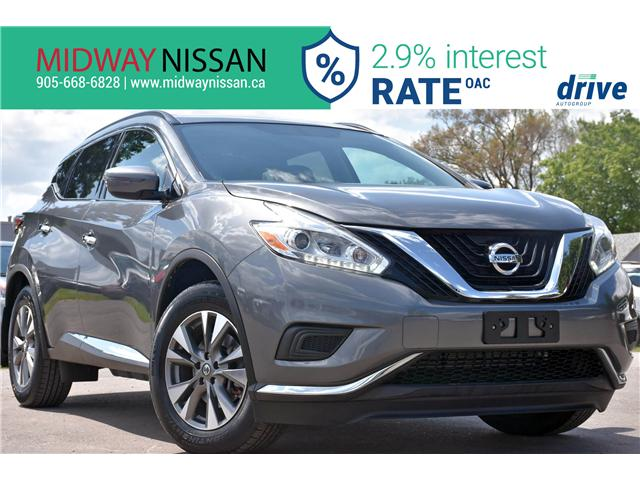 2017 Nissan Murano S (Stk: U1713) in Whitby - Image 1 of 28