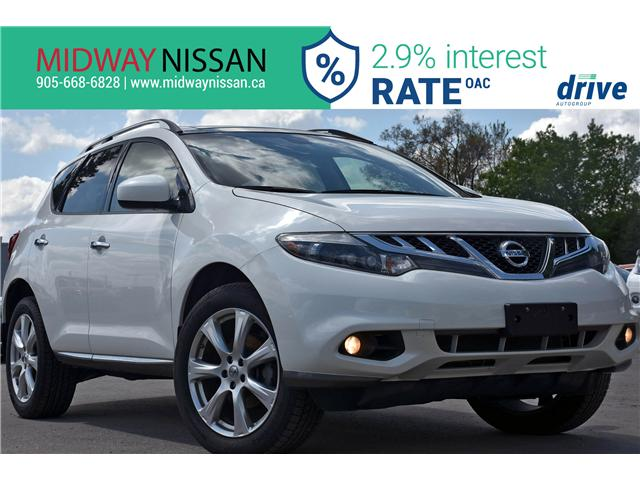 2014 Nissan Murano Platinum (Stk: KN115877A) in Whitby - Image 1 of 37