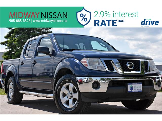 2011 Nissan Frontier SV (Stk: KN709765A) in Whitby - Image 1 of 29