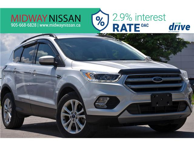 2017 Ford Escape SE (Stk: U1761) in Whitby - Image 1 of 31