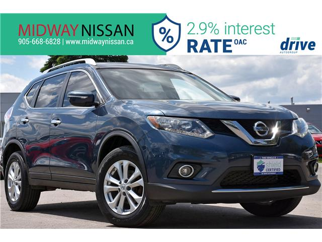 2015 Nissan Rogue SV (Stk: KC805121A) in Whitby - Image 1 of 35