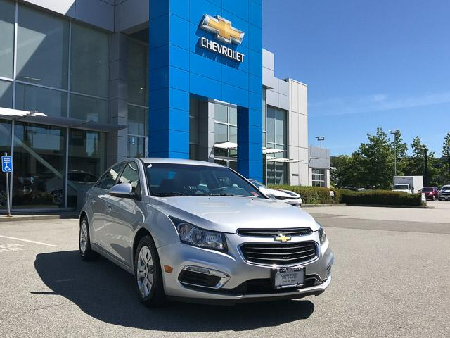 2015 Chevrolet Cruze 1LT (Stk: 9B11711) in North Vancouver - Image 2 of 27