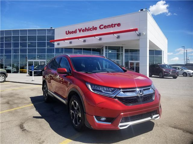 2017 Honda CR-V Touring (Stk: 2190635A) in Calgary - Image 1 of 30