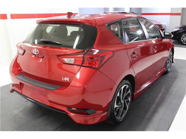 2018 Toyota Corolla iM Base (Stk: 298372S) in Markham - Image 23 of 24