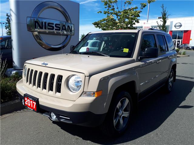 2017 Jeep Patriot Sport/North (Stk: P0091) in Courtenay - Image 1 of 9