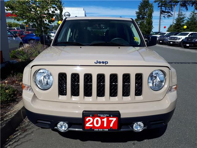 2017 Jeep Patriot Sport/North (Stk: P0091) in Courtenay - Image 2 of 9