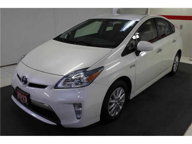 2013 Toyota Prius Plug-in Base (Stk: 298459S) in Markham - Image 4 of 23
