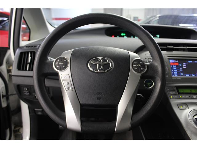 2013 Toyota Prius Plug-in Base (Stk: 298459S) in Markham - Image 9 of 23