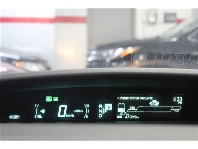2013 Toyota Prius Plug-in Base (Stk: 298459S) in Markham - Image 10 of 23