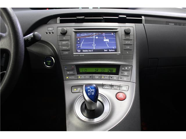 2013 Toyota Prius Plug-in Base (Stk: 298459S) in Markham - Image 11 of 23