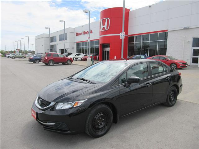 2015 Honda Civic LX (Stk: 26807L) in Ottawa - Image 2 of 12