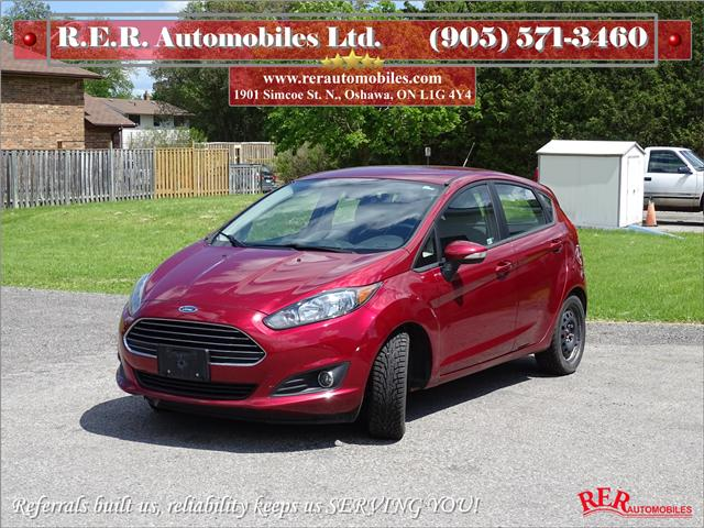 2014 Ford Fiesta SE (Stk: ) in Oshawa - Image 1 of 13