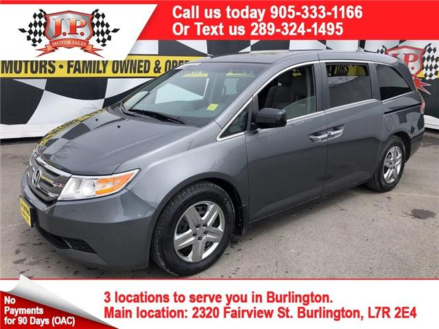 2012 Honda Odyssey EX (Stk: 46738) in Burlington - Image 1 of 24
