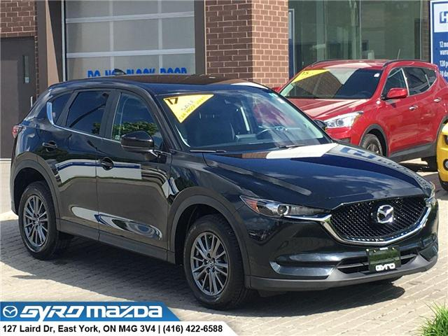 2017 Mazda CX-5 GS (Stk: 28873A) in East York - Image 1 of 28
