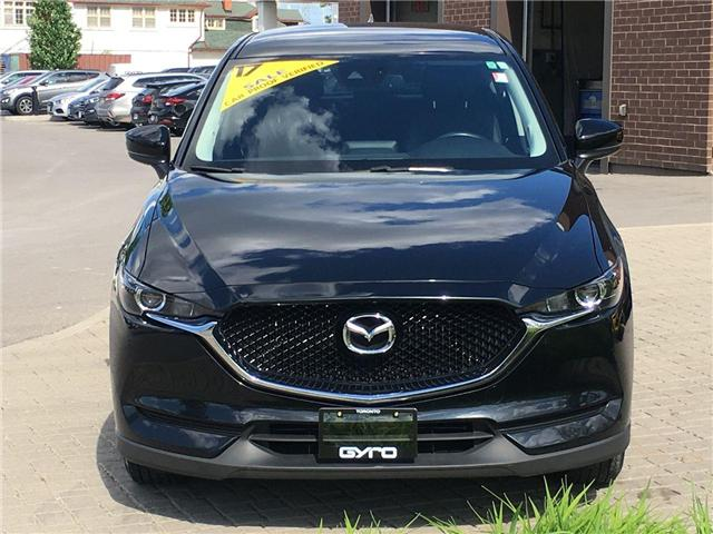 2017 Mazda CX-5 GS (Stk: 28873A) in East York - Image 5 of 28
