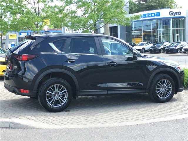 2017 Mazda CX-5 GS (Stk: 28873A) in East York - Image 13 of 28