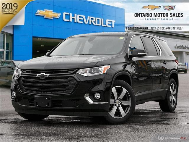 2019 Chevrolet Traverse 3LT (Stk: T9236616) in Oshawa - Image 1 of 19