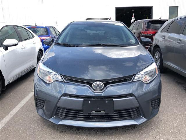 2015 Toyota Corolla  (Stk: 72277) in Mississauga - Image 2 of 16