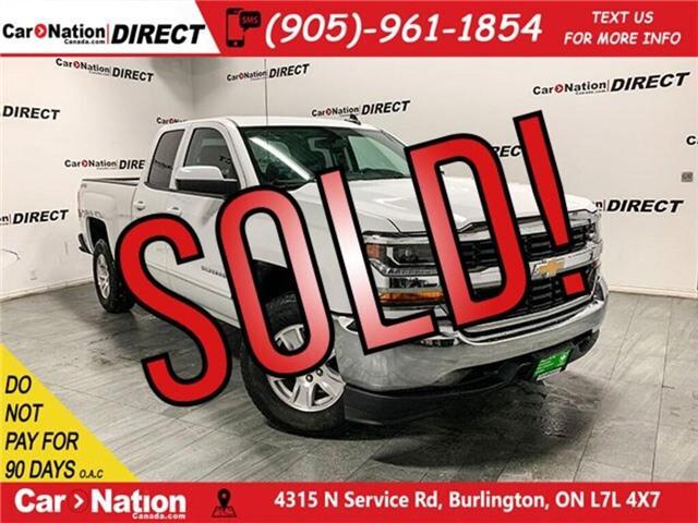 2018 Chevrolet Silverado 1500  (Stk: DRD2052) in Burlington - Image 1 of 34