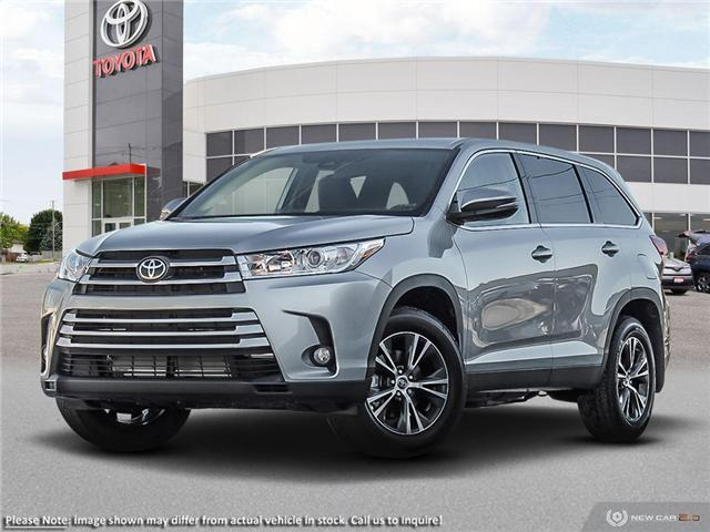 2019 Toyota Highlander LE AWD Convenience Package (Stk: 219669) in London - Image 1 of 24