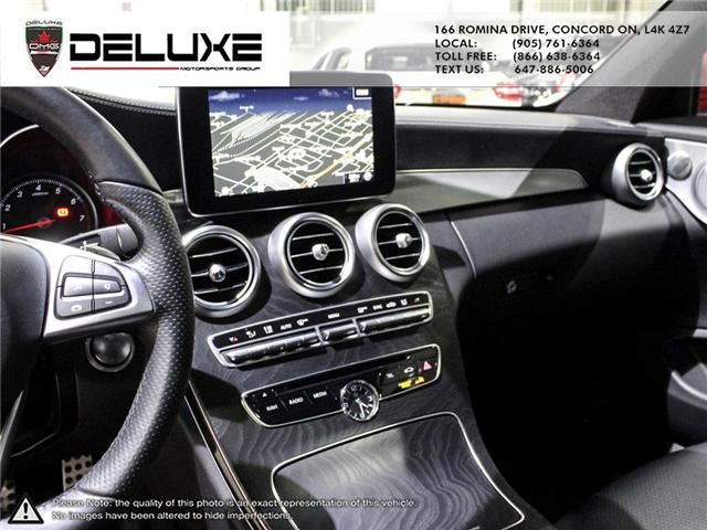 2017 Mercedes-Benz C-Class Base (Stk: D0580) in Concord - Image 13 of 19