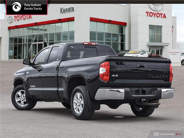 2018 Toyota Tundra SR5 Plus 5.7L V8 (Stk: M2637) in Ottawa - Image 4 of 28