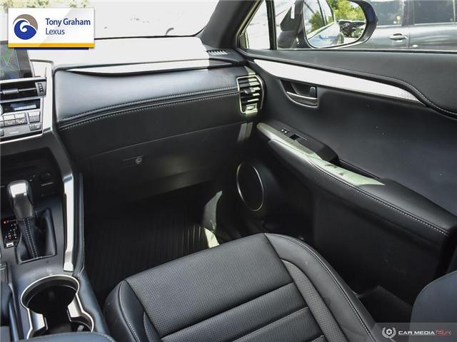 2017 Lexus NX 200t Base (Stk: Y3440) in Ottawa - Image 27 of 29