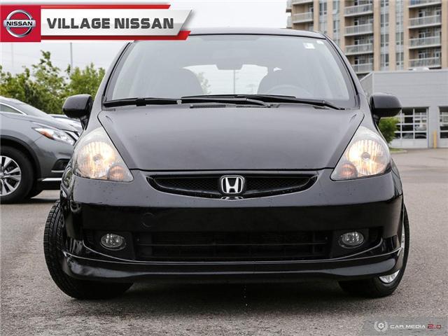 2008 Honda Fit Sport (Stk: 90681A) in Unionville - Image 2 of 27