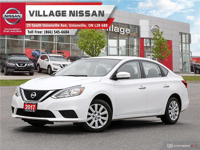 2017 Nissan Sentra 1.8 SV (Stk: R71023) in Unionville - Image 1 of 27