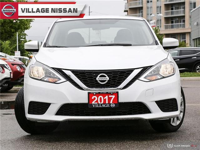2017 Nissan Sentra 1.8 SV (Stk: R71023) in Unionville - Image 2 of 27