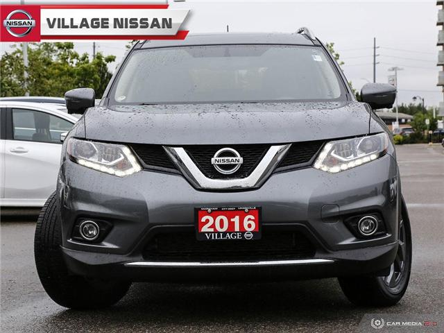 2016 Nissan Rogue SL Premium (Stk: P2833) in Unionville - Image 2 of 27