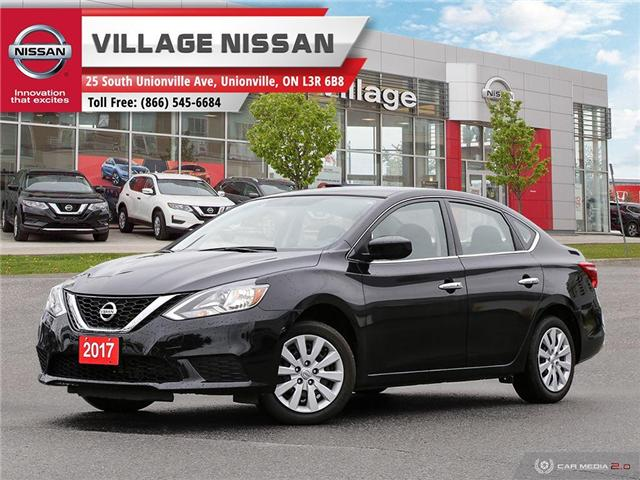 2017 Nissan Sentra 1.8 SV (Stk: R70970) in Unionville - Image 1 of 27