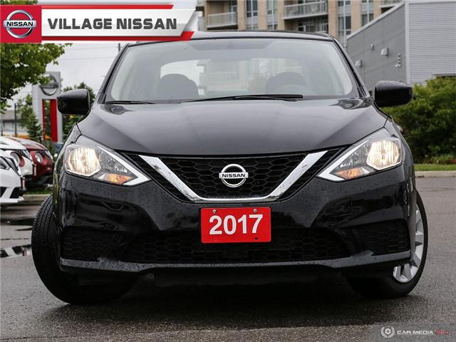 2017 Nissan Sentra 1.8 SV (Stk: R70970) in Unionville - Image 2 of 27