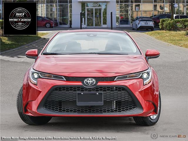 2020 Toyota Corolla LE (Stk: 68909) in Vaughan - Image 2 of 24