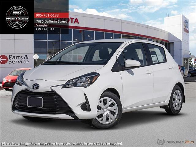 2019 Toyota Yaris LE Hatchback (Stk: 68906) in Vaughan - Image 1 of 24