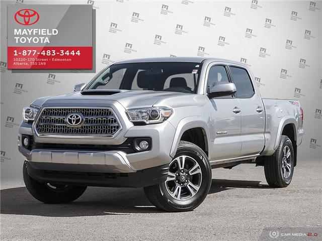 2016 Toyota Tacoma SR5 (Stk: 190737A) in Edmonton - Image 1 of 20