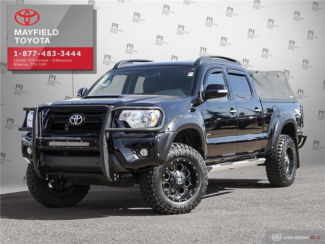 2013 Toyota Tacoma V6 (Stk: 1862221A) in Edmonton - Image 1 of 20