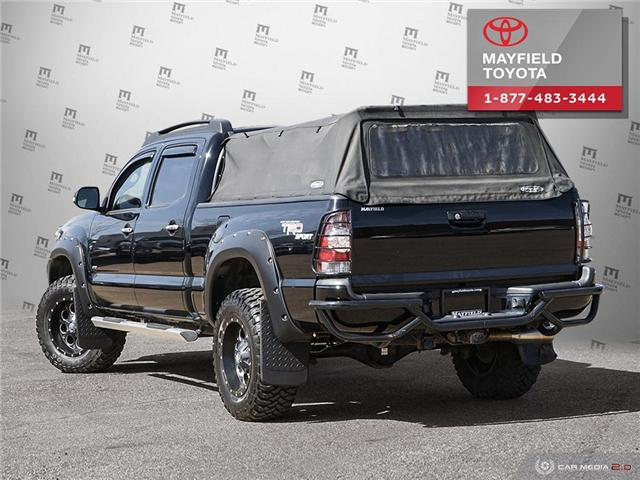 2013 Toyota Tacoma V6 (Stk: 1862221A) in Edmonton - Image 4 of 20