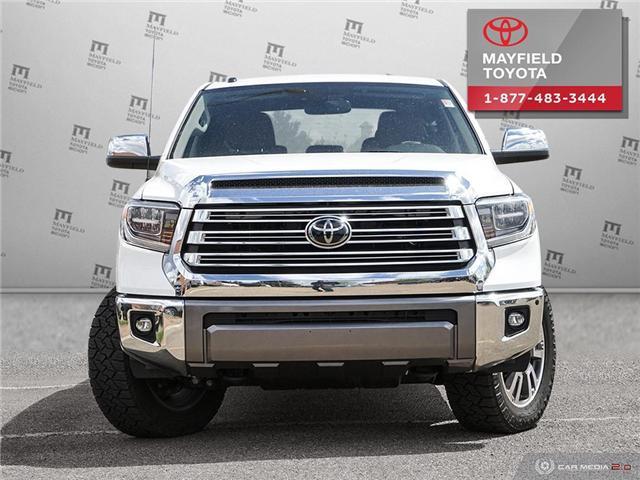 2018 Toyota Tundra Platinum 5.7L V8 (Stk: 1901068A) in Edmonton - Image 2 of 20