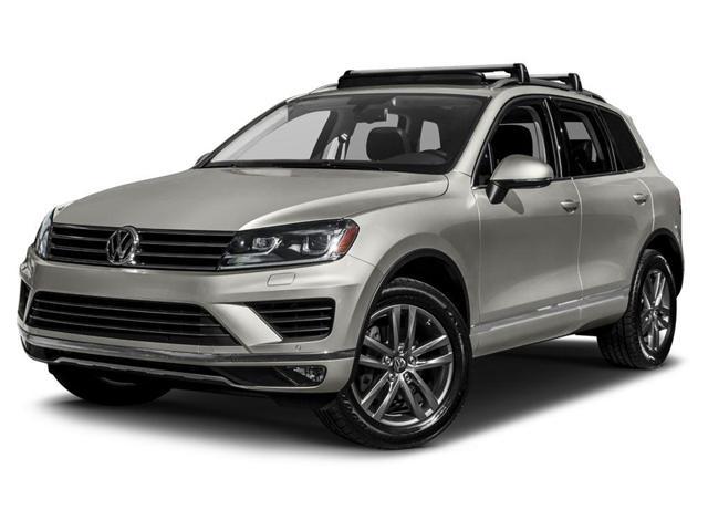 2015 Volkswagen Touareg 3.6L Sportline (Stk: V1504351V) in Richmond - Image 1 of 10