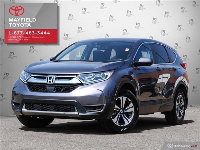 2018 Honda CR-V LX (Stk: 1901340B) in Edmonton - Image 1 of 28