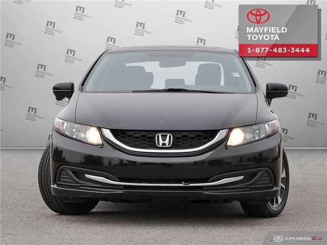 2015 Honda Civic EX (Stk: 1862846B) in Edmonton - Image 2 of 27